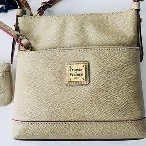 Dooley & Bourke Leather Crossbody Bag